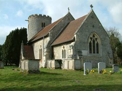St Andrew's Church Kilverstone
