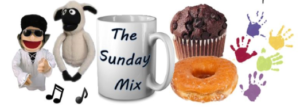 The Sunday Mix Banner