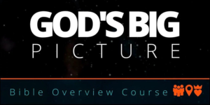 God's Big Picture banner